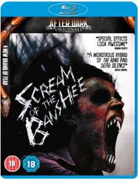 Scream Of The Banshee Blu-ray Cover