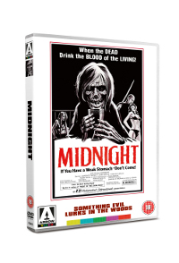 Midnight DVD Cover
