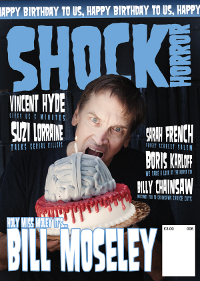 Shock Horror Issue 6 Cover