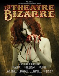 Theatre Bizarre - Poster Artwork