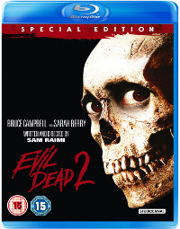 Evil Dead 2 Blu-ray Image