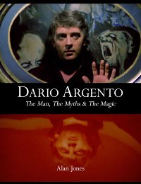 Dario Argento Book Cover