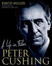 Peter Cushing Book Cover