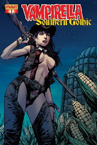 Vampirella Southern Gothic cover