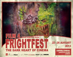 FrightFest Poster 2013