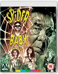 Spider Baby Cover