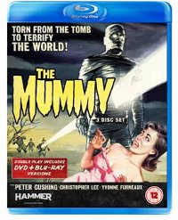 The Mummy Cover