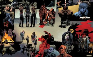 The Walking Dead 115 Cover