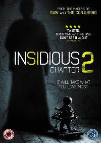 Insidious 2 DVD Cover