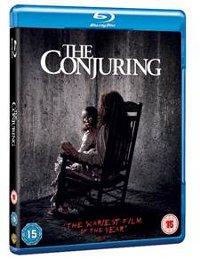The Conjuring Blu-ray Cover
