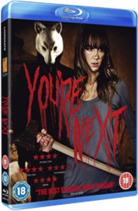 Youre Next Bluray Cover