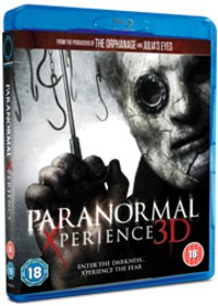 Paranormal Xperience 3D Cover