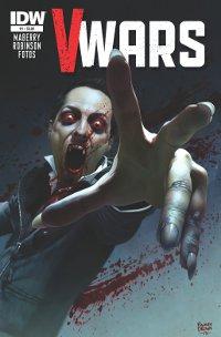 VWars Cover