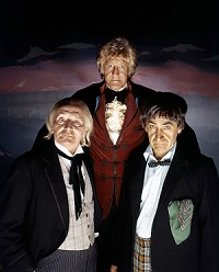 Three Doctors