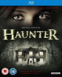 Haunter - Blu-ray