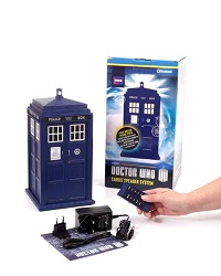 TARDIS Speaker Medium