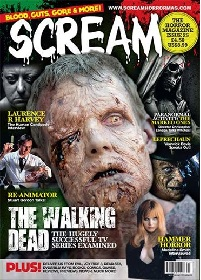 Scream Issue 25