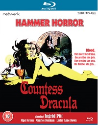 Countess Dracula Cover