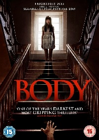 Body DVD Cover