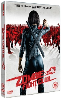 Zombie Fight Club DVD Cover