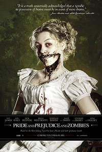 Pride and Prejudice and Zombies Teaser