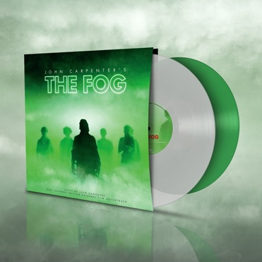 The Fog Album Cover Large