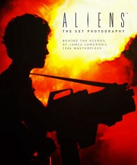 Aliens Set Photography Book