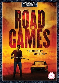 Road Games DVD cover