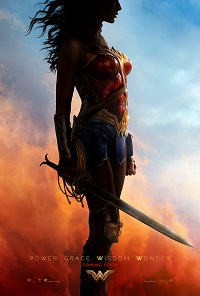 Wonder Woman Poster Comic Con