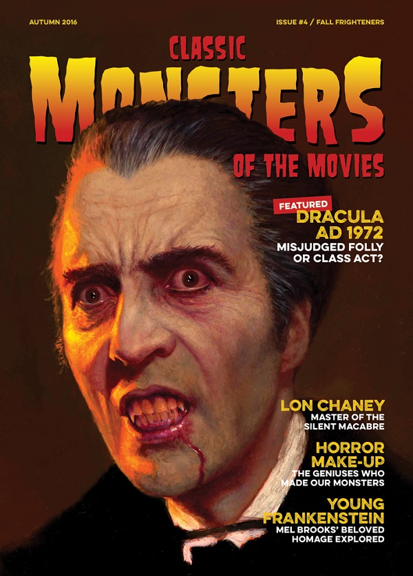 Classic Monsters Cover Issue 4