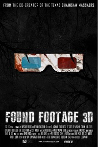 Found Footage Poster
