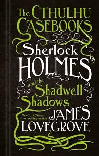 Sherlock Holmes Cthulu Book