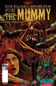 The Mummy Cover Image 1