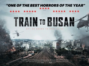 Train To Busan Quad