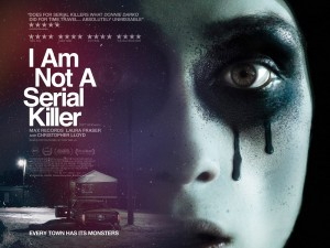 I Am Not A Serial Killer Quad Poster