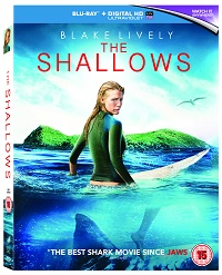 The Shallows Cover