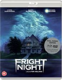 Frigth Night Cover