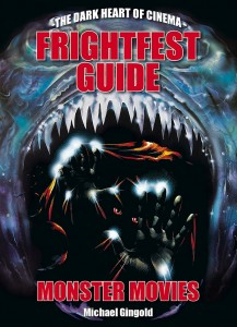 Monster Book - Front cover artwork