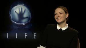 Rebecca Ferguson � Life Interview
