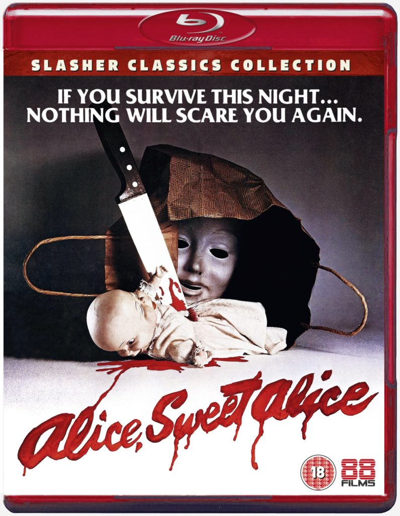 Alice Sweet Alice Blu-ray cover