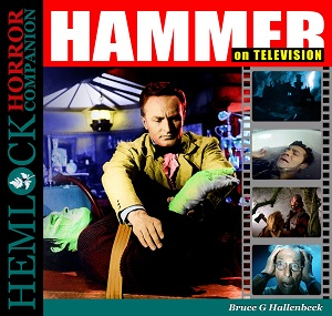Hammer on TV bookazine cover from Hemlock Books
