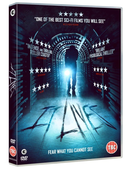 Cover for the DVD release for it Lives