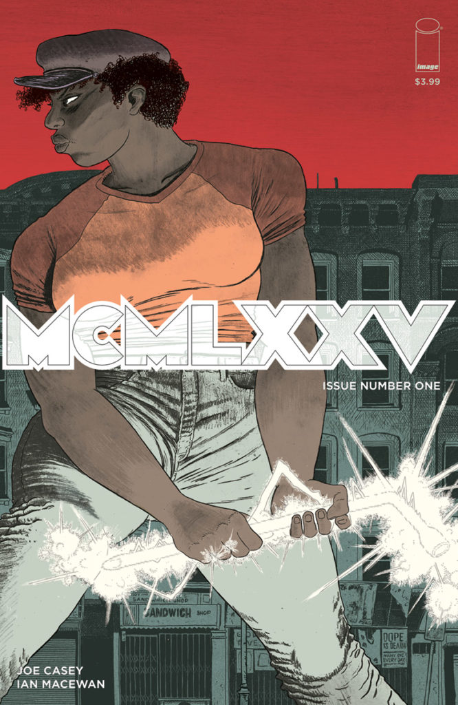 Cover for MCMLXXV being released this September from Image