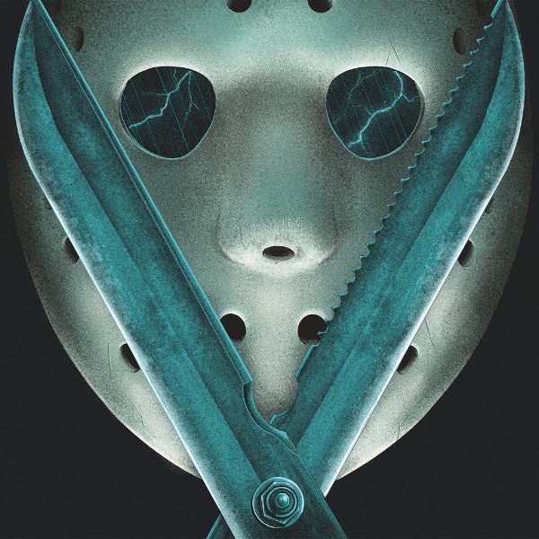 Friday the 13th Part 5 OST Cover