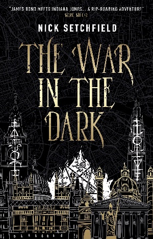 Cover for The War in the Dark Place