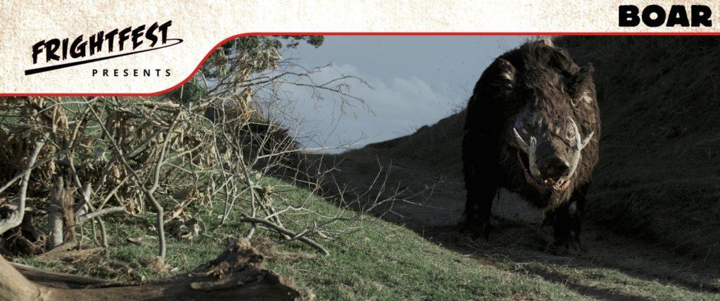 Boar FrightFest