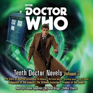 DW Tenth Doctor Novels Vol3