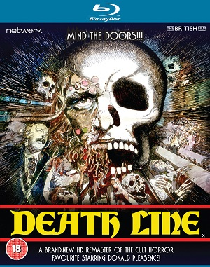 Death Line blu-ray cover