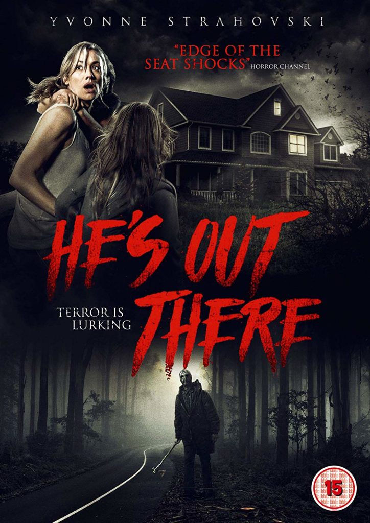 Hes Out There DVD cover