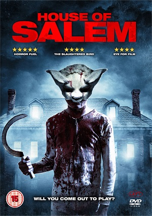House of Salem DVD